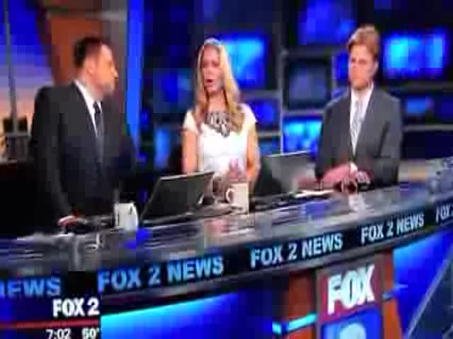 The Funniest Live News Bloopers for 2015