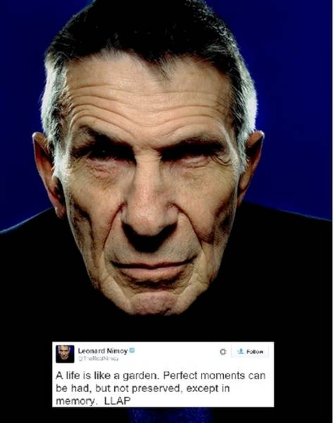 Famous People's Last Tweets before Death