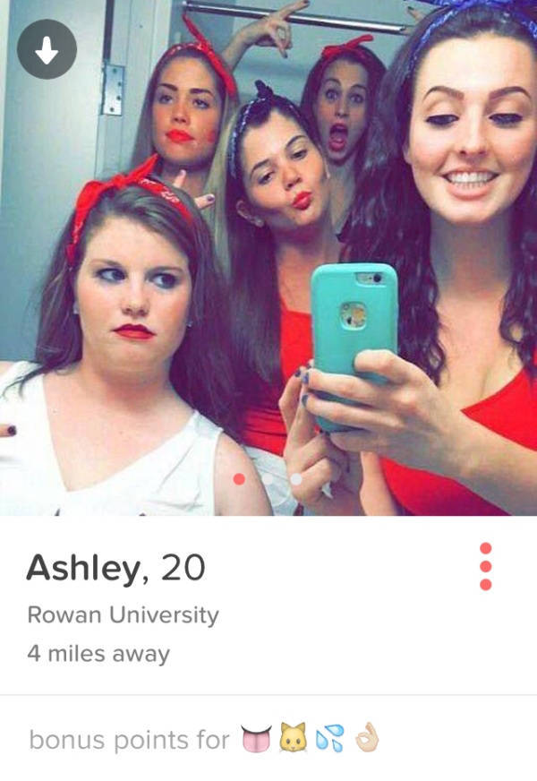 These Girls Cut Right to the Chase on Their Tinder Profiles