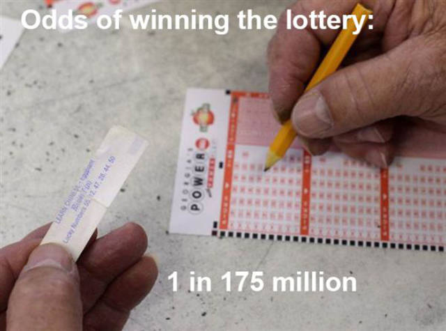 Things That are More Likely to Happen to You in Real Life Than Winning the Lottery