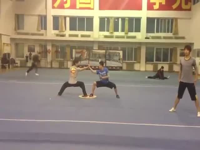 This Is What Kung Fu Looks like In Action