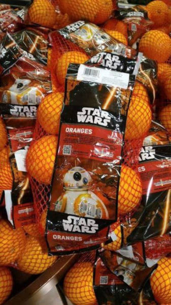 Disney Is Taking Star Wars Promotions Massively Overboard