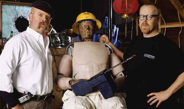 Mythbusters Reveal the Real Truth about Big Myths