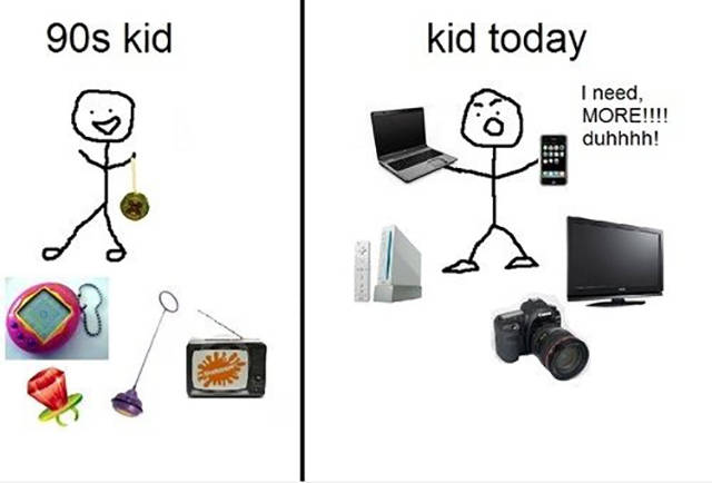 90s Kids Will Appreciate These Pics