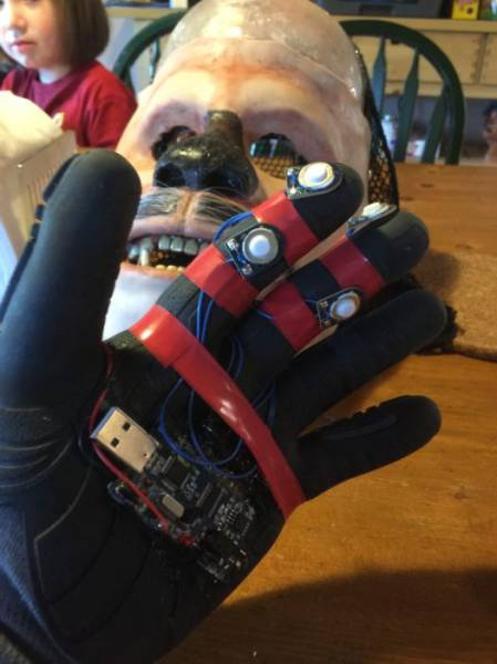 This Selfmade Chewbucca Costume Is the Coolest Geeky Outfit Ever
