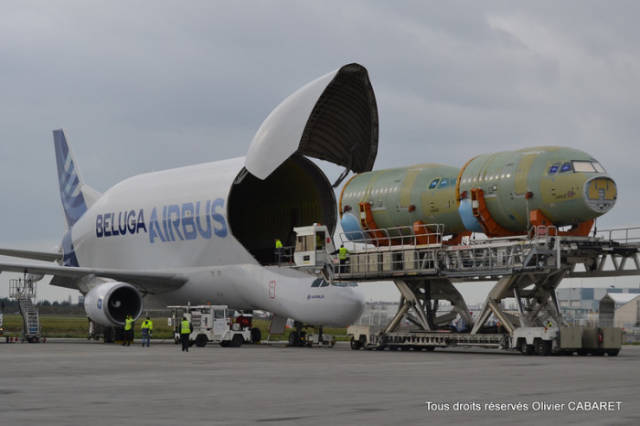 This Giant Aircraft Is the Airplane That Is Used to Transport Other Airplanes