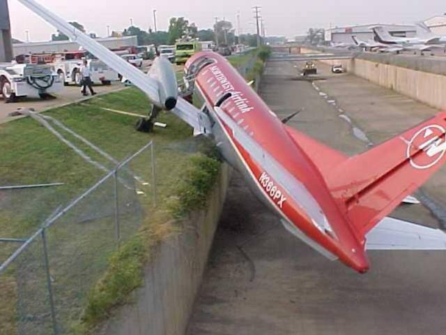 Aircraft Accidents Can Come Out Of Nowhere