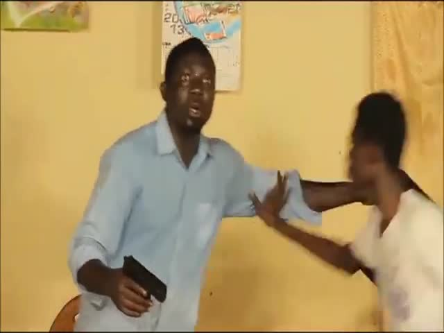 Hilarious African Action Movie