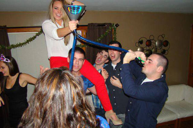 Partying Always Seems Like a Good Idea Until This Happens