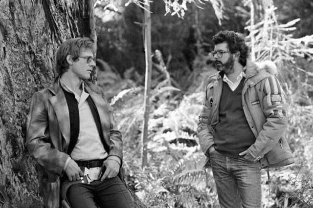 "Candid Vintage Snaps Taken on the ""Star Wars"" Set All Those Years Ago"