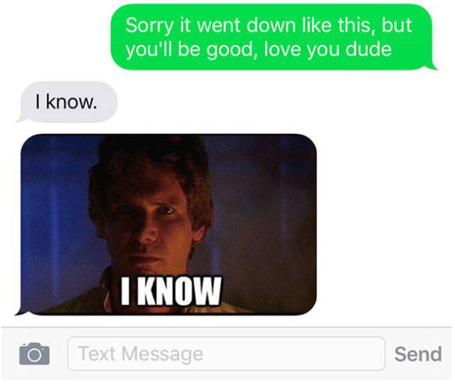 """Cheating Girlfriend Completely Ruins """"Star Wars"""" for This Poor Dude"""
