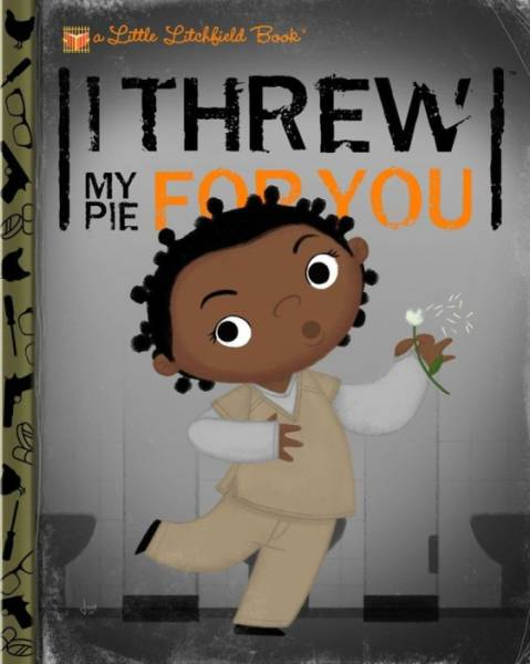 Illustrator Reimagines Pop Culture Icons as Child Friendly Books
