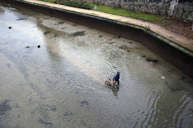 Some Really Fascinating Discoveries That Have Come Out of the Canal Saint Martin
