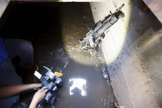 An Inside Look at the Aftermath of the Raid on El Chapo's Secret Hideout