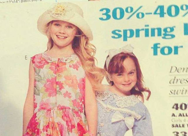 Modelling Photos of Top Stars Before They Were Famous
