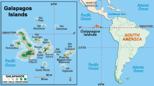 The Galapagos Islands Is the Ultimate Dream Holiday Destination