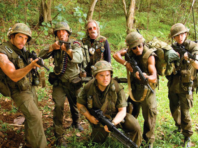 """Titillating Trivia That You've Probably Never Heard about """"Tropic Thunder"""""""
