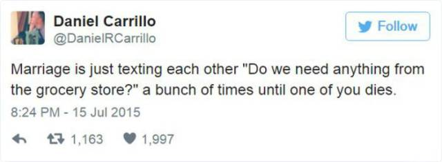Tweets That Capture Married Life Perfectly