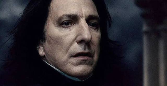 "Alan Rickman Wrote a Goodbye Letter to ""Harry Potter"" and It Takes on a Whole New Meaning in Light of His Death"