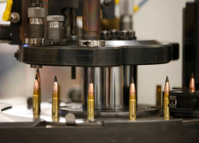 An Inside Look at Weapons Manufacturing in the USA