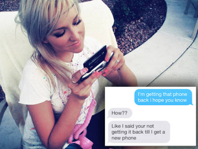 Girl Take's Her Ex's Phone Hostage So He Retaliates in the Best Way