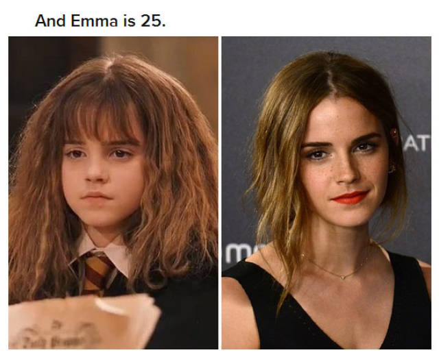 Harry Potter Is So Old That You Will Feel Ancient