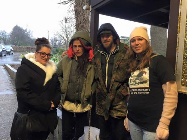 Homeless Couple Make Kind Strangers Regret Their Generosity