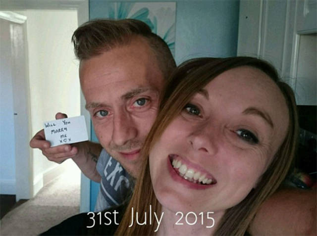 Romantic Guy Plans a Proposal for 5 Months and You Won't Believe How He Did It