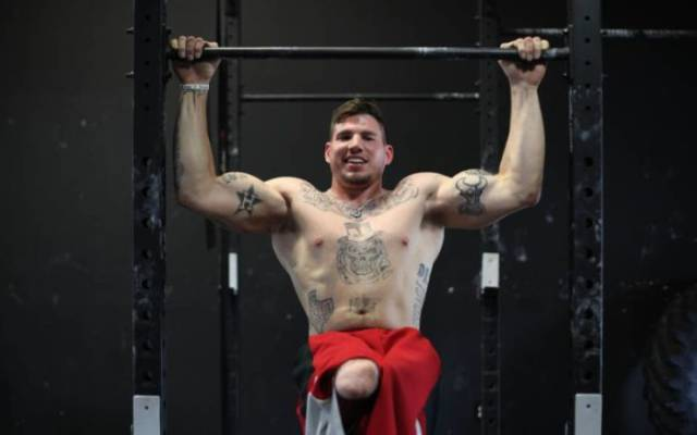 This CrossFit Trainer Proves That You Can Do Anything You Put Your Mind to