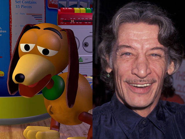 "The Real Life Actors Who Voiced Your Favorite ""Toy Story"" Characters"