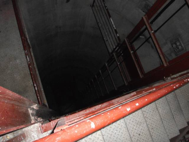 A Weird and Creepy Underground Facility That You Definitely Don't Want to Get Stuck in