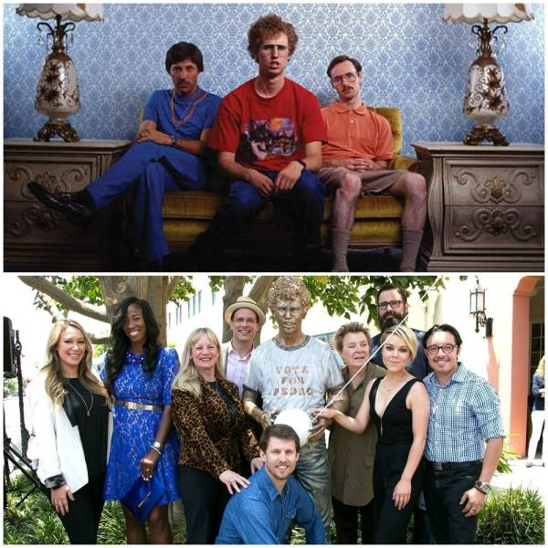 Old Cast Members Reunite and the Comparison Pics Will Astound You