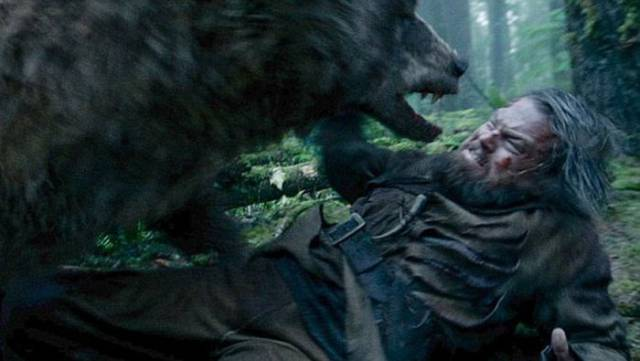 "A Detailed Look at the Magic of Makeup on the Set of ""The Revenant"""