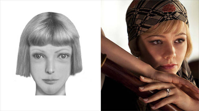 Artist Imagines What Literary Characters Look Like If They Were Drawn as Police Sketches