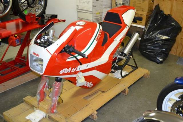 This One-of-a-kind Bimota Motorcycle Is a Thing of Beauty