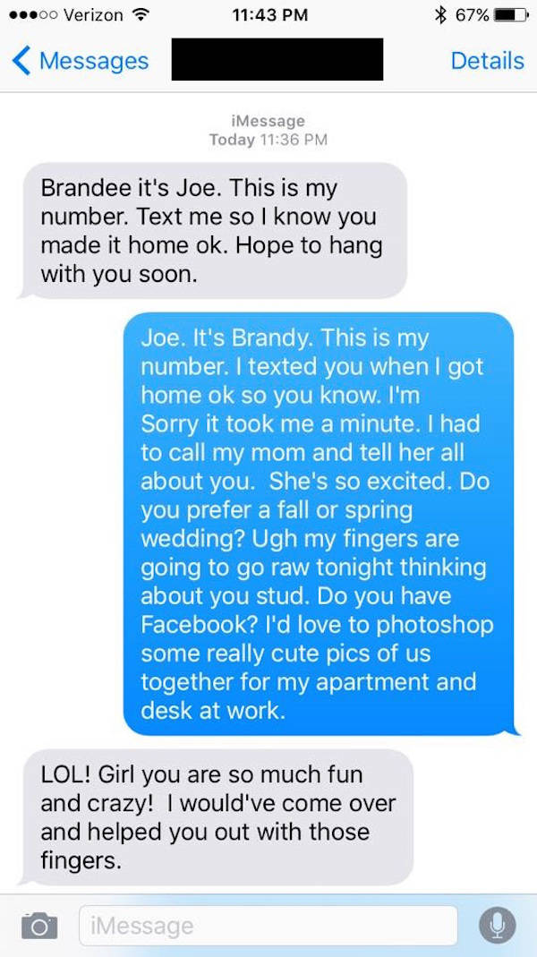 This Dude Has the Best Response to Wrong Number Texts Ever