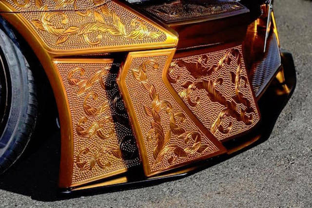 This Is the Most Elaborate Car Paint Job You Will Ever See