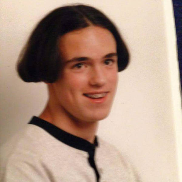 How Did People Actually Decide That It Was Ok to Leave the House With Hair Like This?