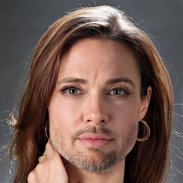 Photoshop Artist Creates Intriguing Mashups of Celebrity Faces