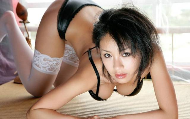 Sweet, Sultry and Sexy Asian Girls