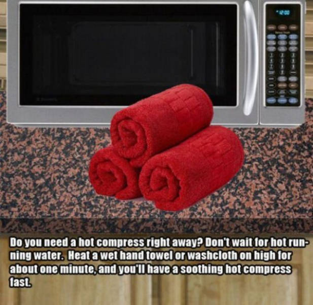Useful Tips for Single People Who Do Most of Their Cooking in a Microwave