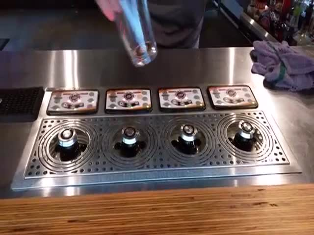 This Is the Coolest Beer Dispenser Ever Invented