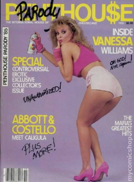 A Look Back at 50 Years of Penthouse Covers