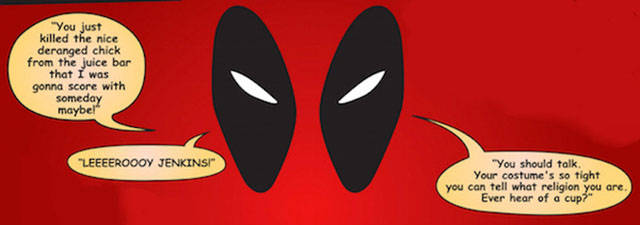 "Amusing Trivia That You Should Probably Know before You Watch ""Deadpool"""