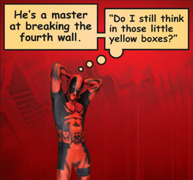 """Amusing Trivia That You Should Probably Know before You Watch """"Deadpool"""""""