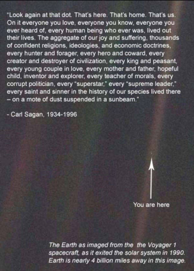 Carl Sagan Makes the Mystery of Outer Space Easy to Understand