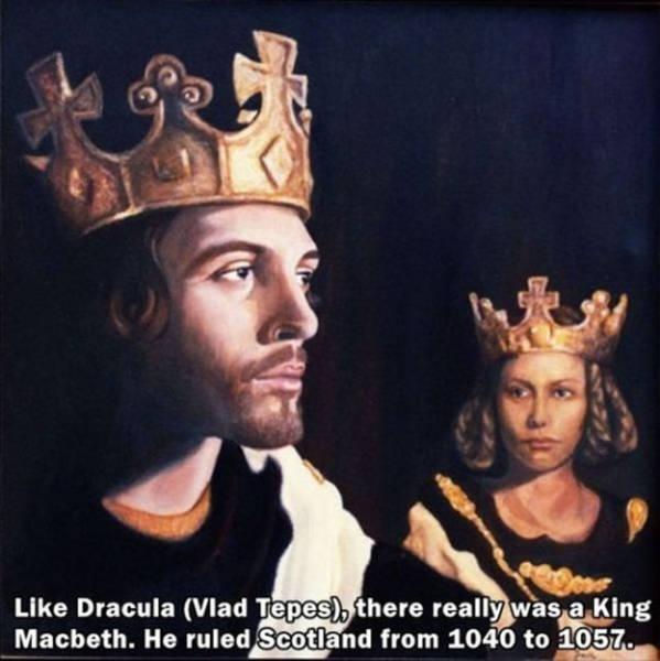 Some Strange but Interesting Historical Facts