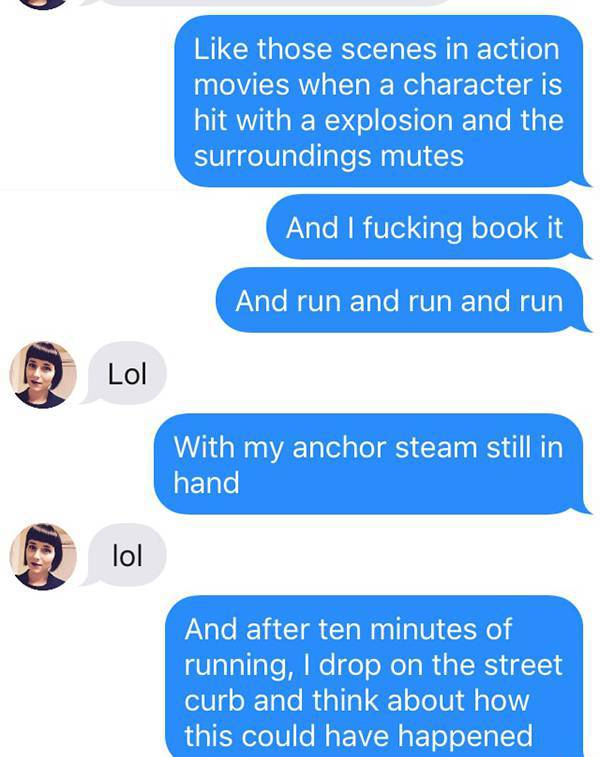 You Should Be Extra Careful What You Wish for on Tinder