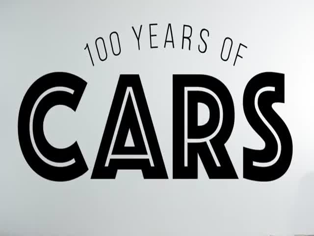 100 Years of Cars' Evolution