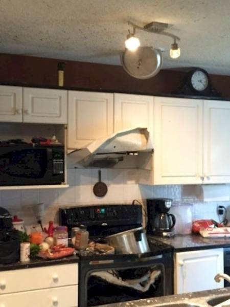 Kitchen Disasters